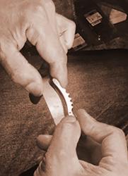 -Elaborate Craftsmanship by Artisan-